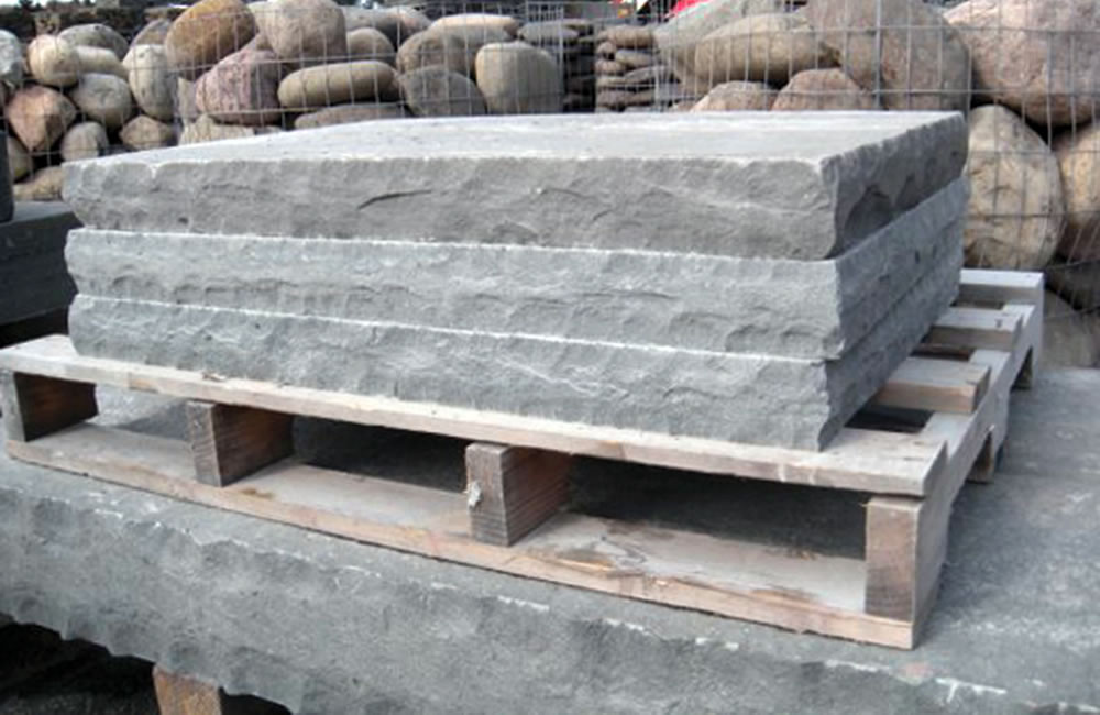 rock facing service from polowy brothers stoneyard in lafayette nj